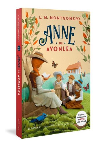 Imagem 1 de 4 de Anne De Avonlea - (texto Integral - Clássicos Autêntica)
