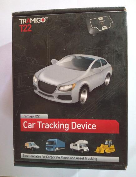 Gps Tracker Localizador Para Carro - Tramigo T22