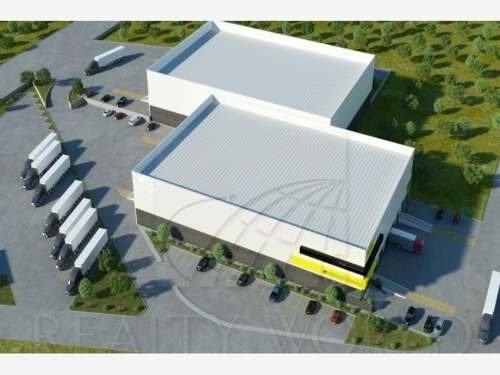Bodega En Venta En Desarrollo Industrial Monterrey