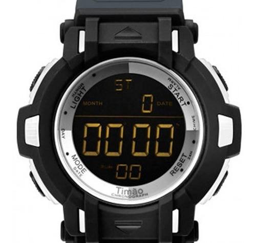 Relógio Technos Corinthians Masculino Cor8111/8p C/ Garantia