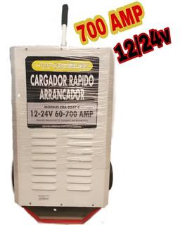 Cargador Arrancador Electro-sill 12v/24v 700amp