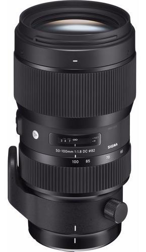 Objetiva Sigma 50-100mm F/1.8 Dc Hsm Art Para Nikon
