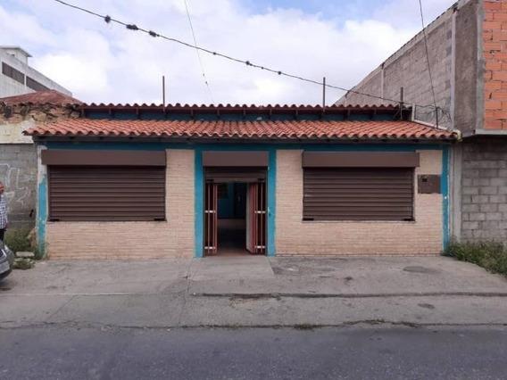 Casa Comercial En Alquiler Centro Bqto 20-3129 Vc 0414556129