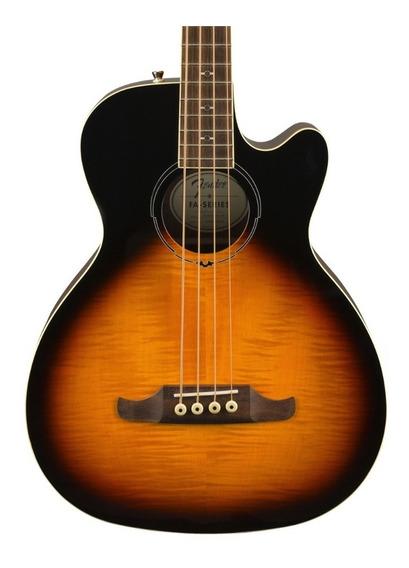 Baixolão Fender Fa-450 Bass Ce 3-color Sunburst C/ Nfe
