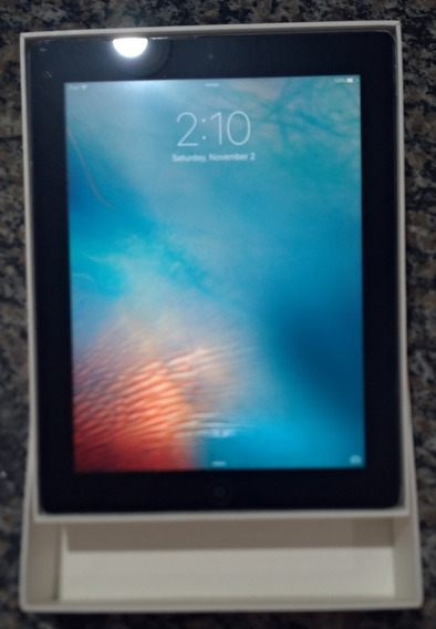 iPad 3 64gb Wifi Preto