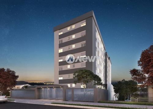 Imagem 1 de 8 de Apartamento À Venda, 55 M² Por R$ 390.433,24 - Centro - Novo Hamburgo/rs - Ap2633