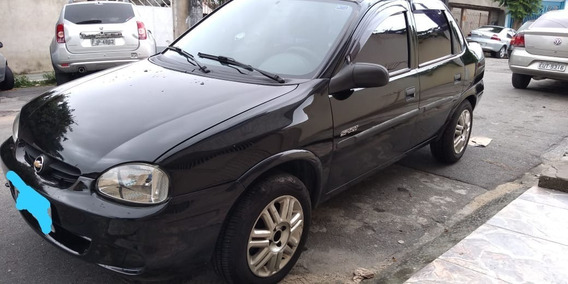 Corsa Classic - Spirit - Flex - 2006 - 1.0 Preto
