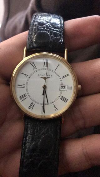 Reloj Oro Longines Original