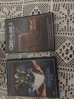Película Gremblis 1 Y 2 Dvd