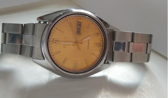 Relógio Masculino Automatic Seiko7009-3040 F/654831