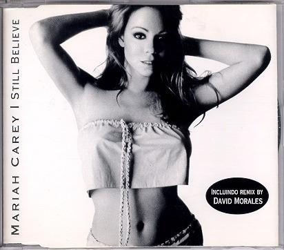 Mariah Carey Cd Still Believe Remixes 9 Faixas Frete Grátis