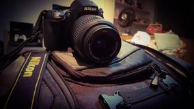 Kit Nikon Slr D5100 Completa +bolsa Lowepro