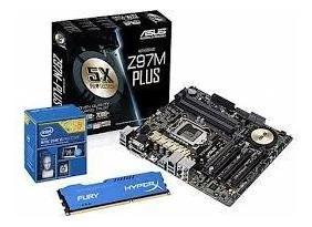 Kit Gamer I5 Processador Placa E Memoria...