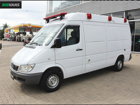 Sprinter 2011 313 Ambulância Branco (4847)