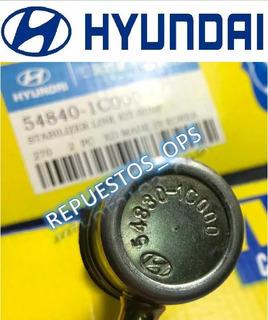 Huesito Bieleta Barra Estabilizadora ( Hyundai Getz ) C/u