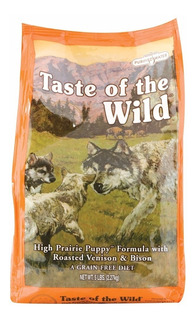 Taste Of The Wild Prairie Puppy 28lb - kg a $21923