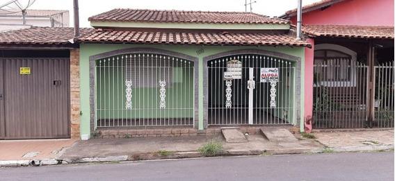 Casa Para Locação No Jardim Mariosa Em Pouso Alegre-mg. - Cs494l