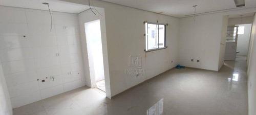 Apartamento Com 2 Dormitórios À Venda, 50 M² Por R$ 255.000,00 - Parque Das Nações - Santo André/sp - Ap12523