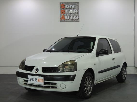 Renault Clio Authentique 2004 1.2 N 3p Aa Cc San Blas Auto