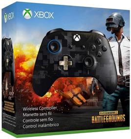 Controle Xbox One Battlegrounds Edição Especial P2 Manete