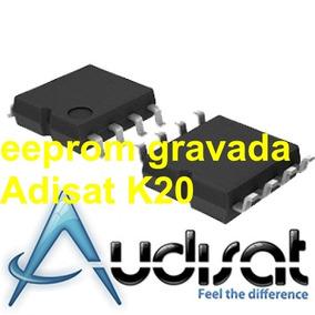 Memoria Eprom Gravada Audisat Huracan K20 Frete 12 Reais