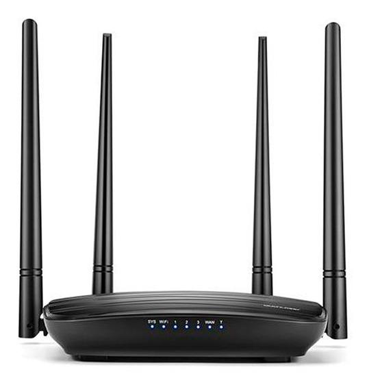 Roteador Multilaser Wi-fi 4 Antenas Bivolt Re018 Oferta Loi