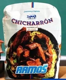2 Kg Chicharrón De Cerdo Carnicería Ramos Deliciosos