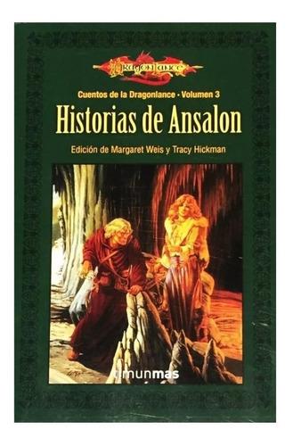 Historias Ansalon - Cuentos Dragonlance Vol. 3 - Timun Mas