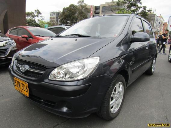Hyundai Getz Gl 1.4 At