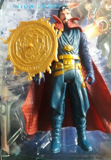 Dr Strange + Escudo Avengers Infinity War End Game Artic Luz