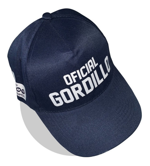 Gorra Oficial Gordillo Autografiada + Obsequio Sorpresa.