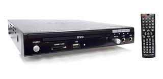 Reproductor De Dvd Winco Usb, Sd, Radio Fm Y Karaoke