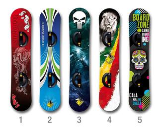 Sandboard Freestyle Pro 1.3 Board Zone Tabla Arena Medanos