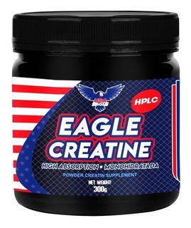Creatina Eagle 300g - Usa Eagle Nutrition