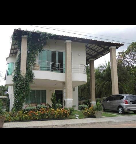 Casa Com 5 Dormitórios À Venda, 426 M² Por R$ 1.300.000,00 - Centro - Eusébio/ce - Ca0247