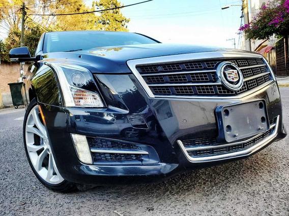 Cadillac Ats 2.0 Luxury At 2014