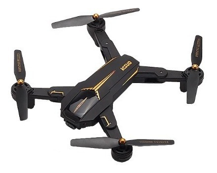 Drone Visuo Xs812 Gps Wifi 5g  15mins De Vôo