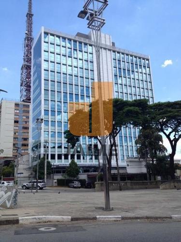 Conj. Comercial Para Locação No Bairro Higienópolis Em São Paulo - Cod: Bi684 - Bi684