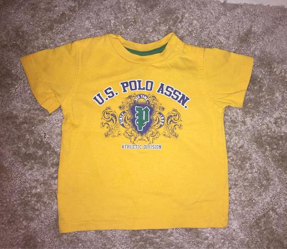 Playera Polo Original Para Niño Talla 18 Meses