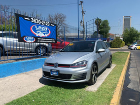 Volkswagen Golf Gti 2.0 Dsg Piel At 2016