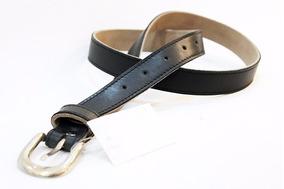 267bc631c Cinto Cinturon De Cuero Negro Marca Ruta 66 - Accesorios de Moda en ...