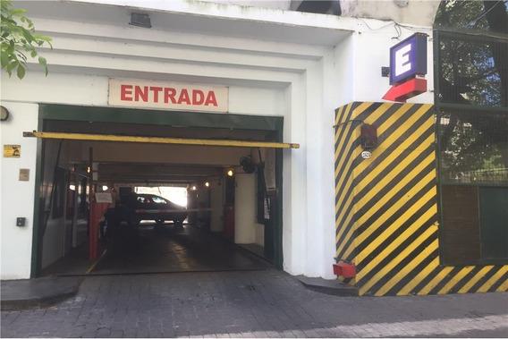 Venta-cochera Cubierta-plaza De Parking-palermo
