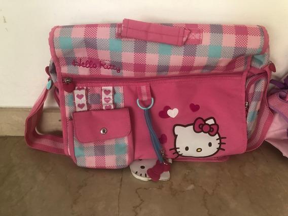 Bellos Bolsos De Hello Kitty.
