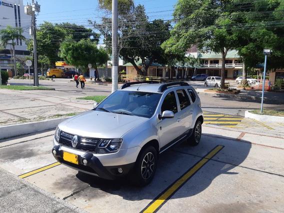 Renault Duster Dinamique/dakar Ii 4x4 2017