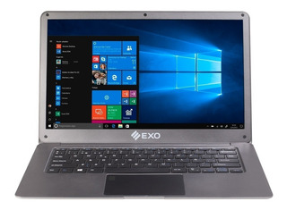 Notebook Exo Smart E21f Intel Celeron 2 Nucleos Mandy Hogar