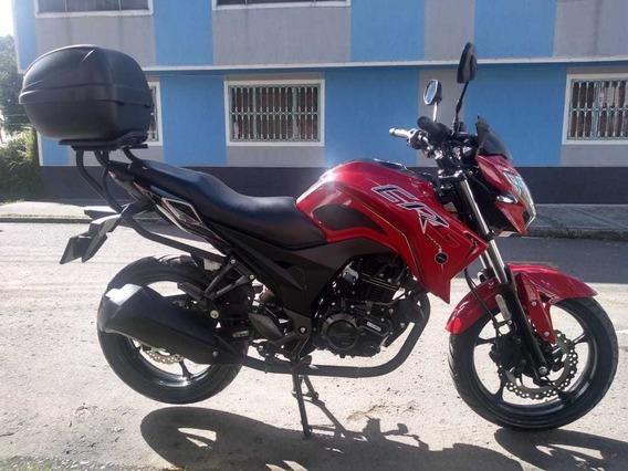 Moto Akt Cr5 200