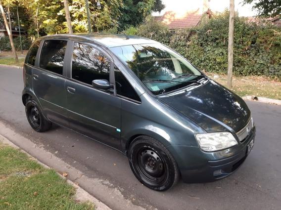 Fiat Idea1.8 Hlx 2006.exelente! Anticipo Y Cuotas Fijas En $