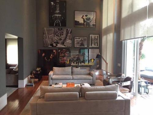 Apartamento À Venda, 293 M² Por R$ 4.200.000,00 - Campo Belo - São Paulo/sp - Ap14218