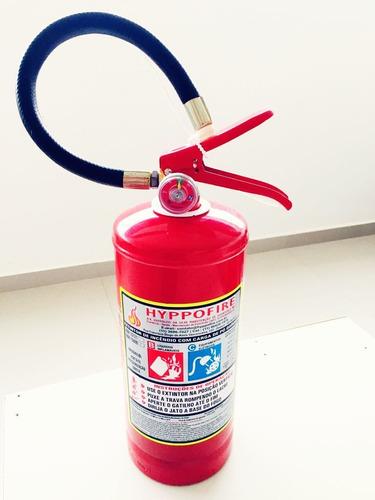 Imagem 1 de 1 de Recarga De Extintor - Bc Pó 4 Kg - Pqs