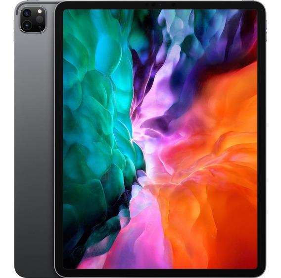 Apple iPad Pro 12.9 1tb Wifi E Celular 4g Caneta E Teclado